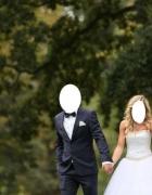 Piękna suknia ślubna princesska 343638...