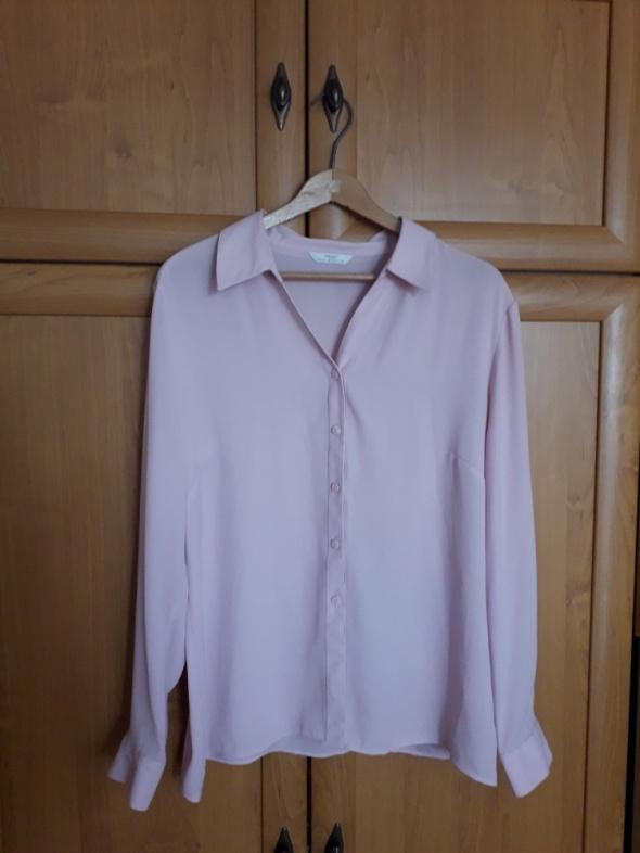 Elegenacka różowa koszula XXL...