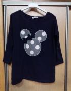 Bluzka granatowa Myszka Miki