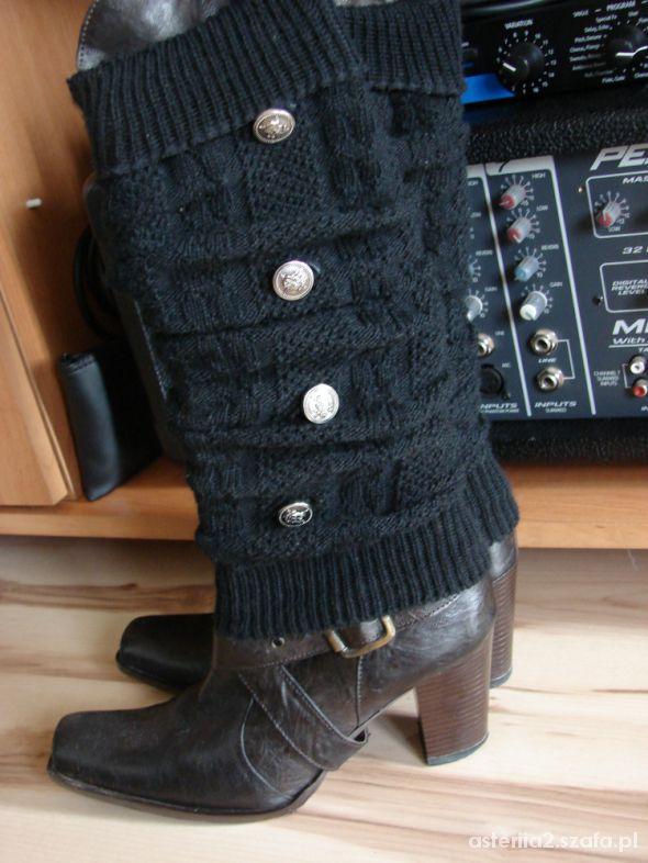 Rękawy na buty