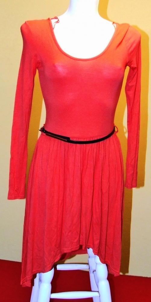 sukienka Lady in Red czerwona Rivier Island S 36...