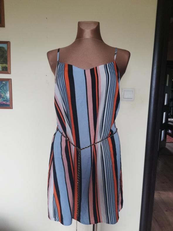 Sukienka tunika plażowa 38...
