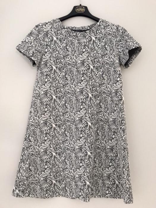 biało szara sukienka Medicine 36 S...