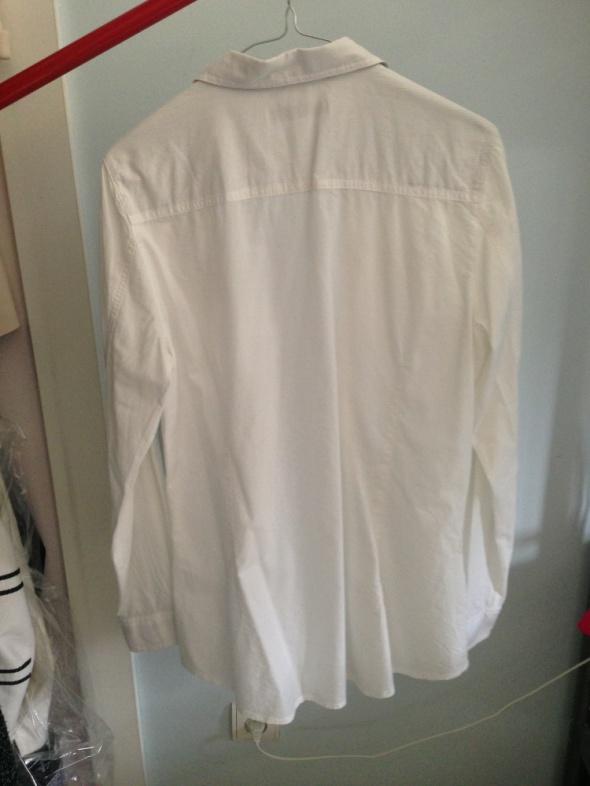 Koszule Biała koszula Reserved
