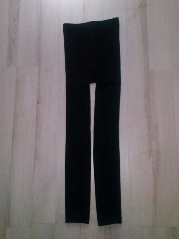 Nowe ciepłe legginsy...