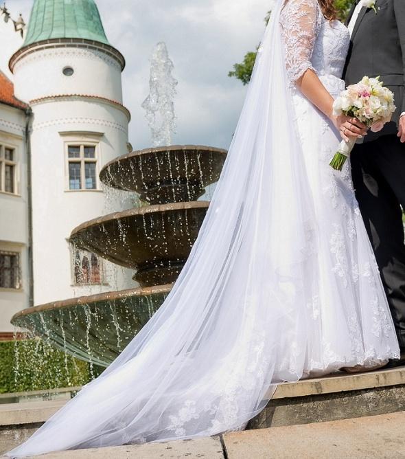 Suknia ślubna Justin Alexander 8530 44