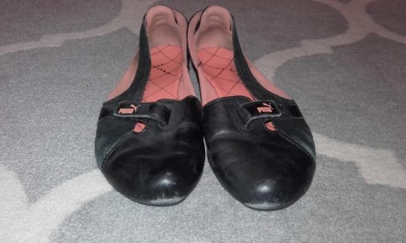 Adidasy puma 36 czarne...