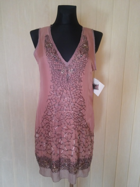 Badgley Mischka sukienka