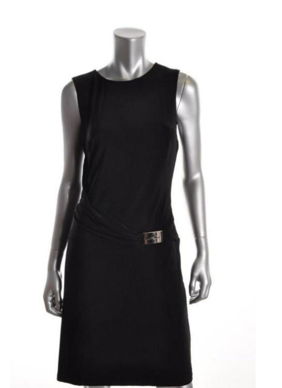 Suknie i sukienki Ralph Lauren czarna sukienka