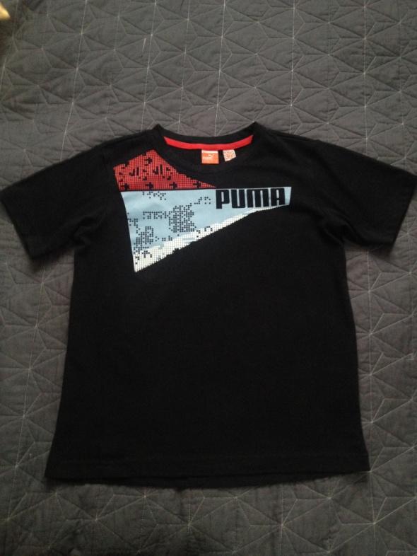 koszulka podkoszulek chłopięcy Puma