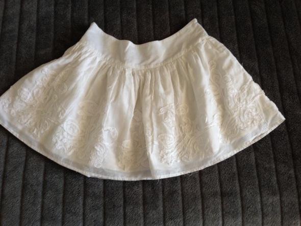 śłiczna biała spódniczka rozmiar 36...