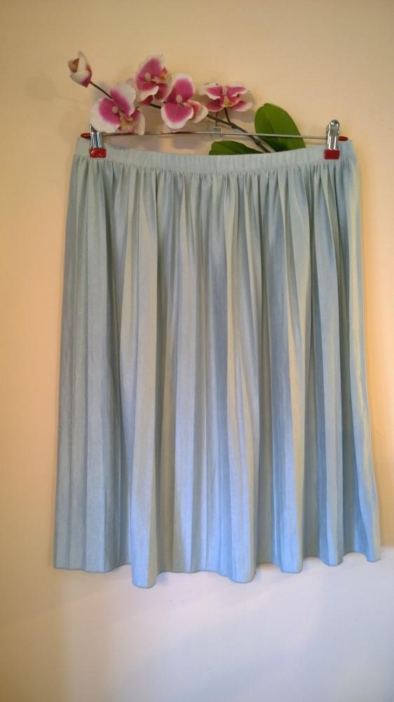 spódnica plisowana 44 46