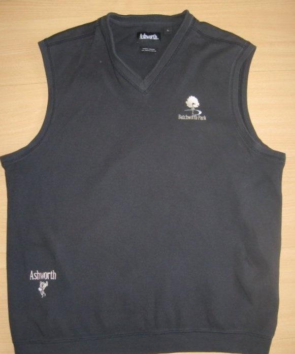 Ashworth golf kamizelka bezrękawnik bluza XL