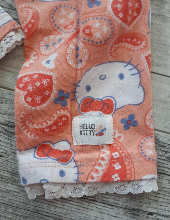 Hello Kitty legginsy 110...