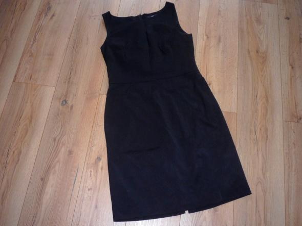 rozm 40 42 H&M sukienka klasyczna MAŁA CZARNA