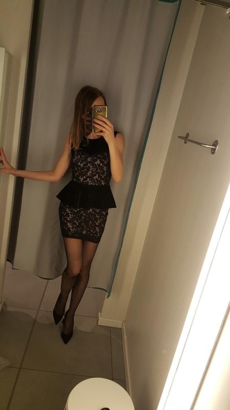 Nowa koronkowa sukienka miss guided s