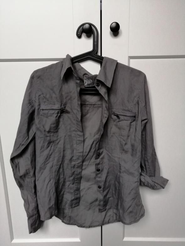 Szara koszula 36