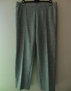 Eleganckie cygaretki szare Marks&Spencer 46 48...