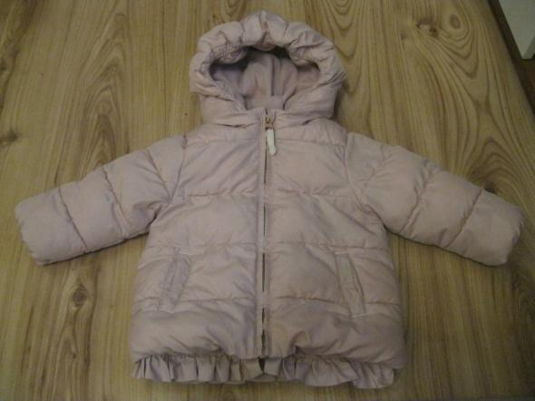 kurtka pudrowa NEXT 80 pikowana