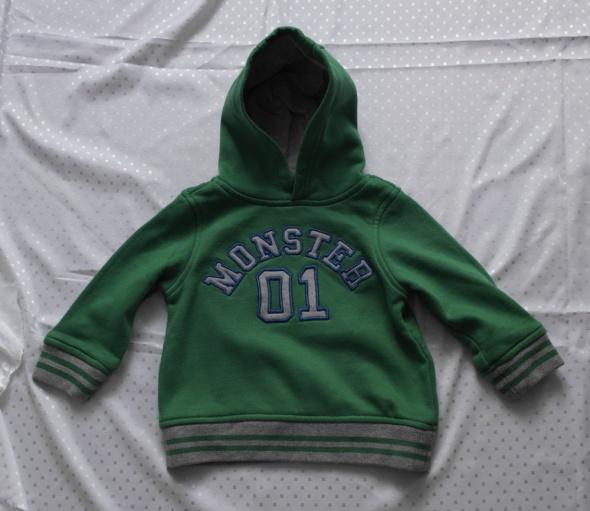 Bluza Cherokee zielona 104