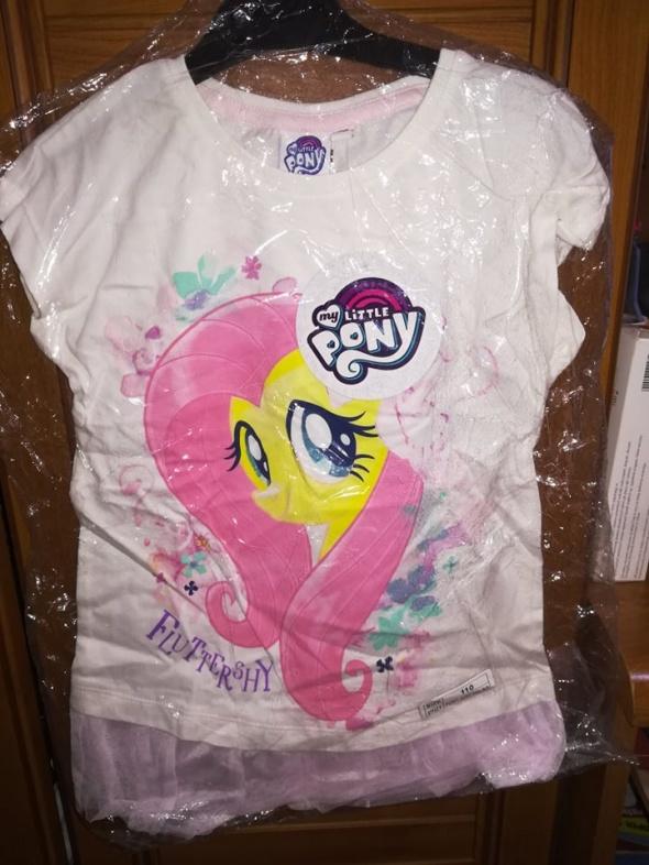 Bluzka TShirt My Little Pony 110 nowa