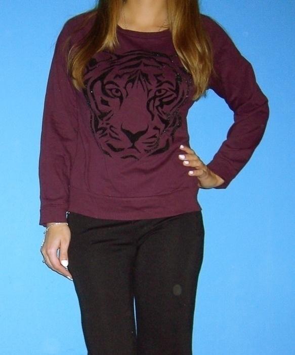 bluza z tygrysem ML