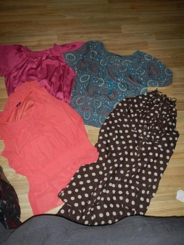 Bluzki sukienka MONSOON bluzka 50 firmowe ubrania...