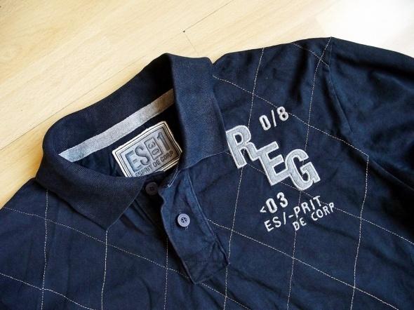 ESPRIT bluzka koszulka bawełna L