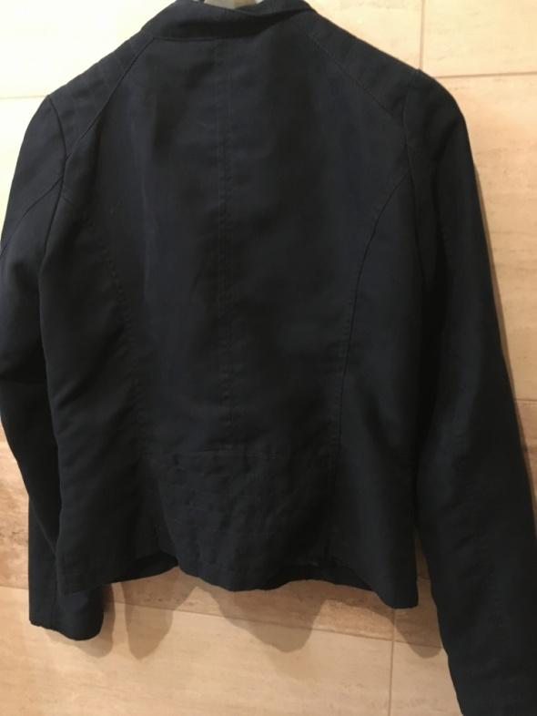 Granatowa ramoneska orsay 36 S