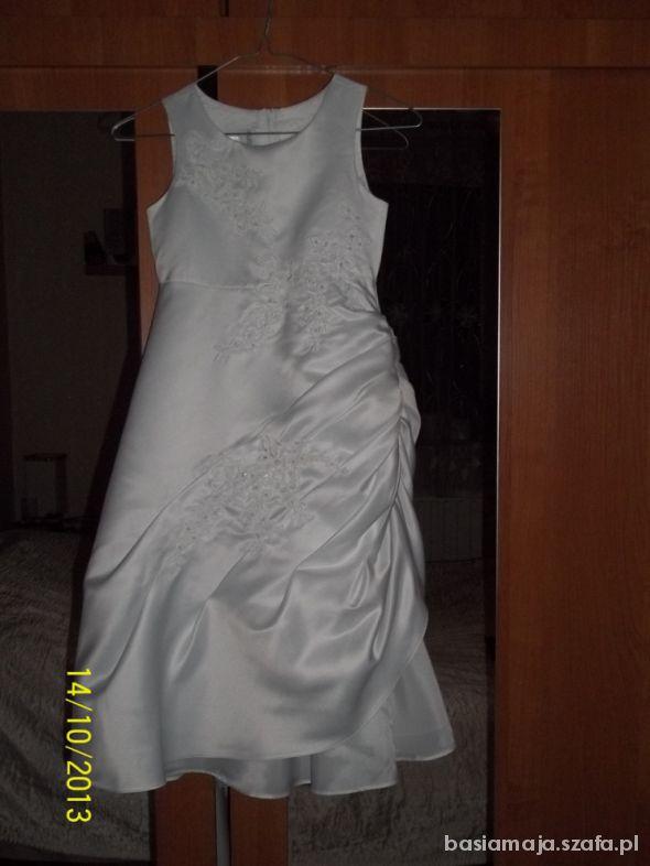 Śliczna sukienka 128