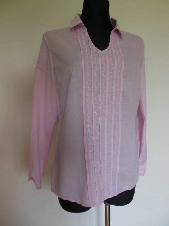 KAPPAHL różowa pastelowa bluzka hippie boho 40...