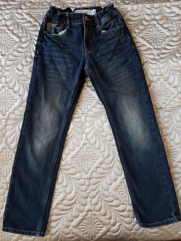 Jeansy chłopięce Lindex 134