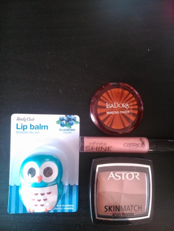 Kosmetyki do makijażu nowe i używane...