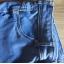 Reserved niebieskie jeggingsy 32