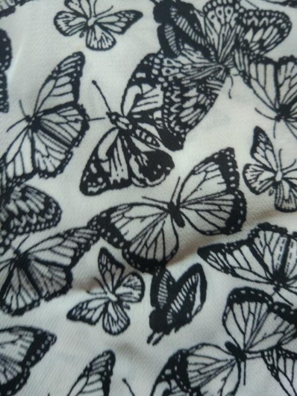 Bluzka w motylki