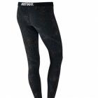 Nike sportowe legginsy w kropki 36 S LEG A SEE
