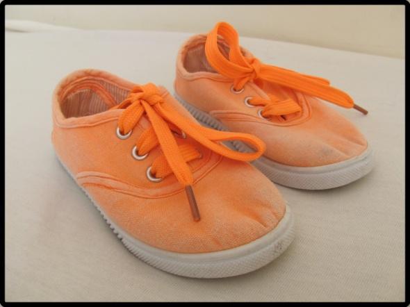 Trampki buty jesień wiosna buciki rozmiar 26 27