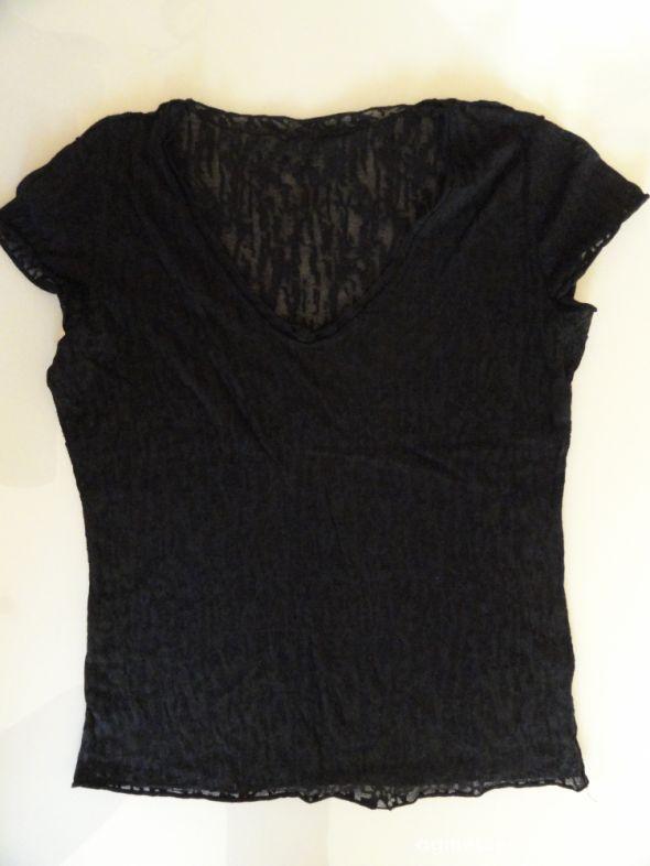 koszulka czarna Reporter L 40