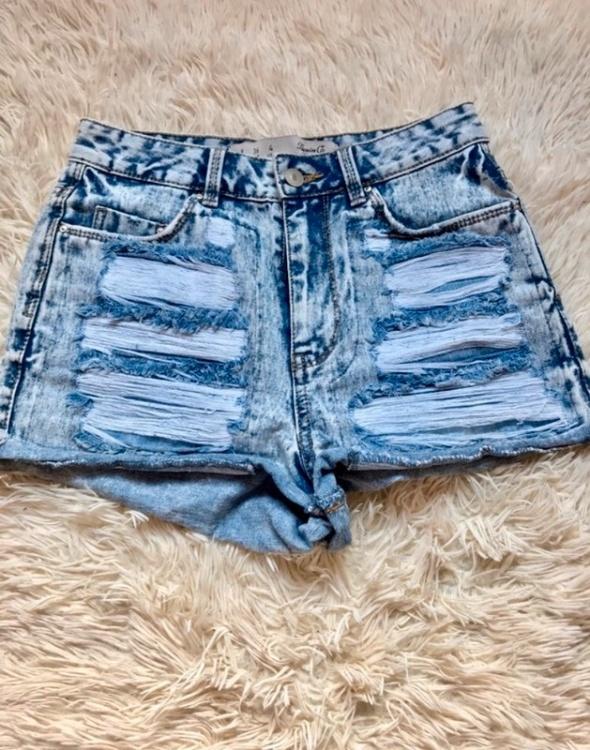 Krótkie jeansowe spodenki denim co 36 s