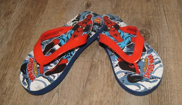 Klapki japonki chłopiec Marvel Comics Spiderman rozm 30