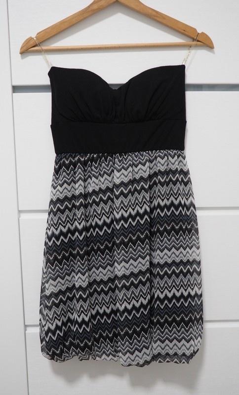 Śliczna nowa sukienka rozm 36 Polecam...
