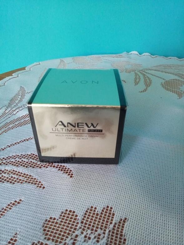 Kompleksowa pielęgnacja na noc Anew Ultimate Avon...