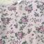 r 92 Bluzeczka floral pudrowy róż retro must have