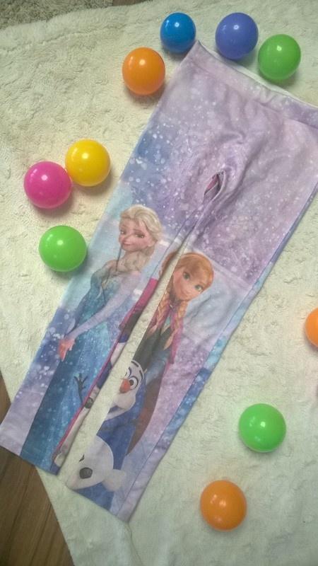r 122 Getry firmy Disney Frozen Kraina Lodu