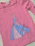 r 116 Bluzka firmy Disney z Kopciuszkiem...
