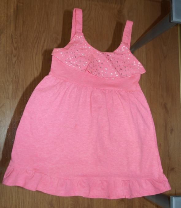 sukienka pink 104
