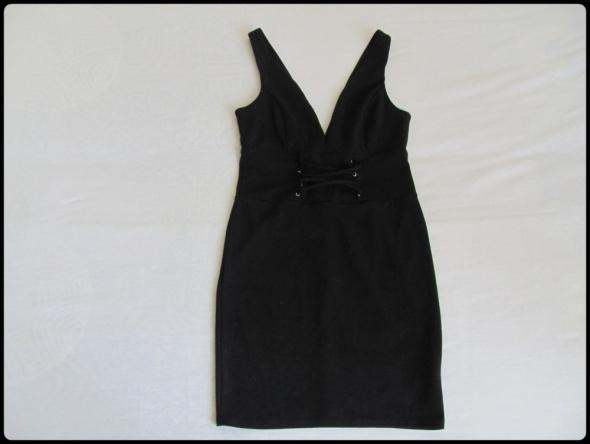 Sukienka mała czarna New Look rozmiar 38 M...