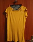 Żółta bluzka...