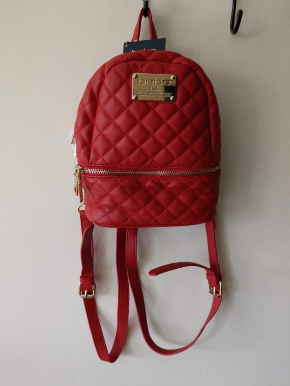 Plecaki Plecak BEBE oryginalny Pikowany