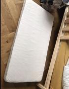 Materac piankowy 120 x 60 x 9 na łóżeczko stan bdb dobra jakość...